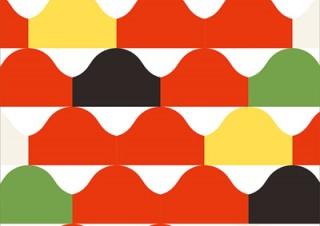 伝統色の安定感がうれしい「和のかわいい配色パターン」