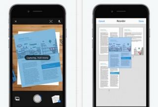 スマホで撮影した領収書・名刺等をPDF化!デジタルテキスト化もできる「Adobe Scan」
