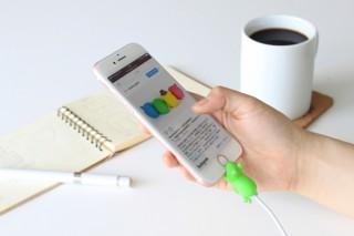 ドリームズ、動物がiPhoneに噛み付いているように見える可愛いケーブルアクセサリーを発売