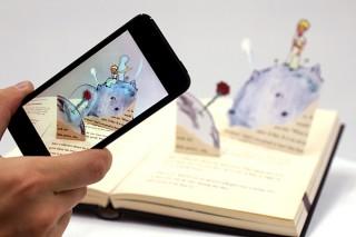 AR技術を活用した体験型の展示イベント「心おどる! かざす未来のアートARワンダーランド」