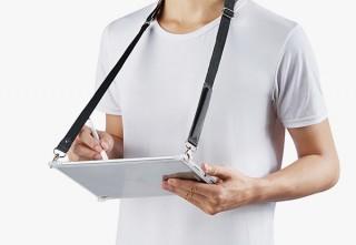 トリニティ、iPad Proを画板のように首から提げて使える2種のケースを発売 - MdN Design Interactive