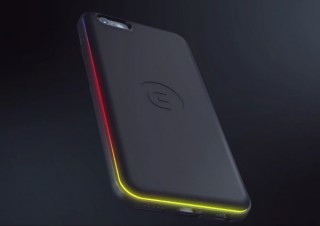 """LEDの""""色""""で通知する原点回帰のiPhoneケース「Edge」"""
