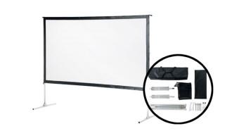 サンワサプライ、組み立て式のプロジェクタースクリーン「PRS-AF100」「PRS-AF120」発売