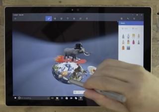 ペイントはなくならない、むしろ3Dにパワーアップする予定とMicrosoftが発表