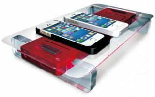 シスラボ、iPhone/iPad用のワイヤレス充電器「Preforza TX1」を発売