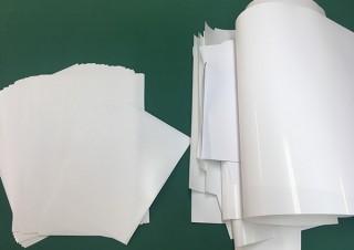 """保育園へ""""お絵かき用紙""""を無償提供!ポスターラボが印刷廃材を利用した「廃棄ストップ運動」を展開"""