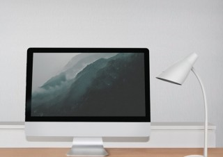 AUKEY、USB接続のタッチセンサー式LED卓上スタンドを発売