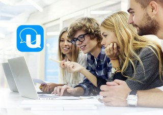 サイバーリンク、ビジネス向けコミュニケーションツール「U」を提供開始