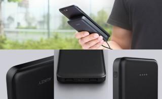 AUKEY、急速充電が可能な10000mAhのモバイルバッテリーを発売