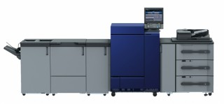 モリサワのフルカラーオンデマンドプリンティングシステムの新製品「RISAPRESS Color6100/6085」