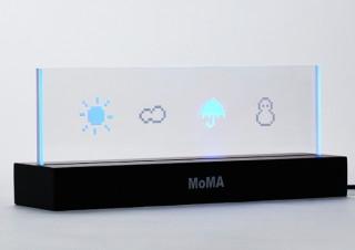 MoMA永久収蔵品に選ばれたdocomo「絵文字」を使ったIoT家電が、MoMA Design Storeから限定発売