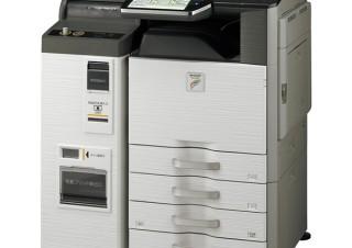 シャープがポプラへマルチコピー機「MX-3610DS」を納入!住民票の写しなどを取得できるコンビニ交付に対応