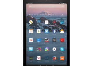 Amazon、プライム会員なら14980円で買える10.1型タブレット「Fire HD10」を発売
