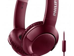 Philips、ハンズフリーコール機能に対応した密閉型ヘッドホンを発売