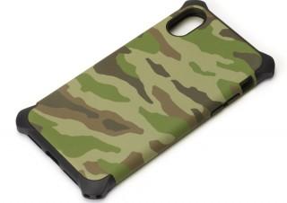 PGA、耐衝撃&耐振動設計のiPhoneX用ハイブリッドタフケースを発売