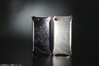 バンダイ、デジモン20周年を記念したジュラルミン製iPhoneケースを発売