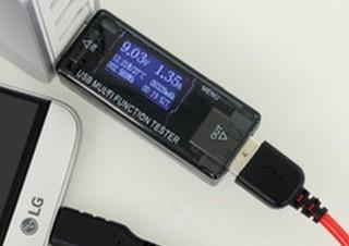 """上海問屋、スマホ充電時の""""できてる?""""を解決する「USB電圧・電流チェッカー」発売"""