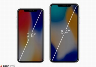 iPhoneXは2018年にPlusで6.4インチに!ペンも対応したらイラストレーター歓喜