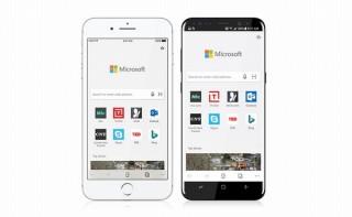 Microsoft独自のWebブラウザ「Edge」がiOS/Androidに対応。PCのEdgeと連動