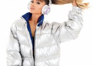 QVCジャパン、ネコ耳付きBluetoothヘッドホン「アリアナ・グランデ モデル」を発売