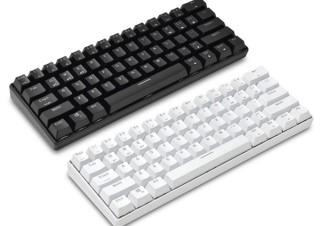JTT、Bluetooth接続でもUSB有線接続でも使えるキーボード「Bookey Mechanical」を発売