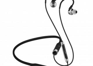 RHA、着信をバイブレーションで知らせるネックバンド型Bluetoothイヤホンを発売