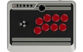 サイバーガジェット、Nintendo Switchで使えるレトロなジョイスティックを発売
