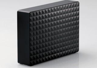エレコム、テレビとPC両対応でファンレス設計の外付けHDDを発売
