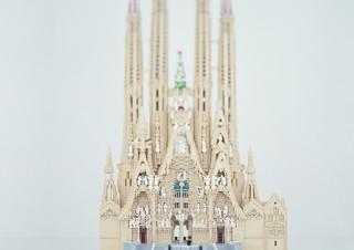 レゴブロックで世界遺産を表現したチャリティーアート展「PIECE OF PEACE」が上野で開催