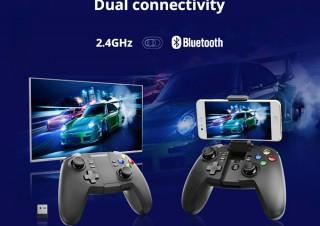 Tronsmartより、スマホ・PC・タブレットをゲーム専用機に変えるコントローラー「Mars G02」登場