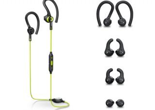 オンキヨー&パイオニア、イヤーフックなど多彩な付属品で快適な装着感を実現するスポーツ向けイヤフォンを発売