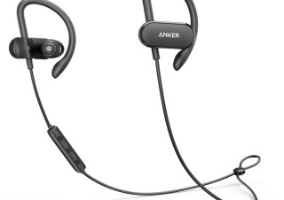 ANKER、aptX対応のBluetoothイヤホン「SoundBuds Curve」を発売