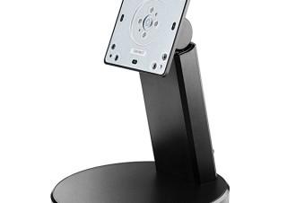 アイ・オー、見やすい位置に液晶ディスプレイの高さや角度を調整できるスタンドを発売