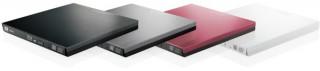 ロジテック、UHD BD再生に対応した薄型BDドライブを発売