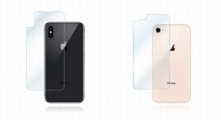 サンワサプライ、iPhoneX/8の背面ガラスを守る「保護フィルム」発売