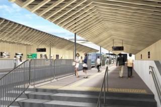 東急電鉄、グッドデザイン賞受賞の「戸越銀座駅」に続いて「旗の台駅」のリニューアルにも着手