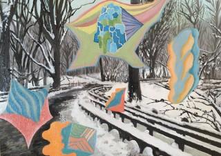 ジャンルが異なる4名のアーティストの作品を楽しめるグループ展「Winter Show」