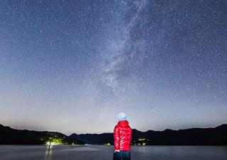 夜ならではの幻想的な風景写真を募集している「星のある風景フォトコンテスト」