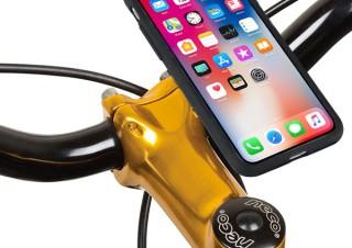 ラウダ、自転車・バイクホルダー「MountCase」のiPhone X専用モデルを発売