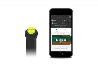 フォーカル、スマホと連携してテニススイングを分析できる3Dモーションセンサーを発売