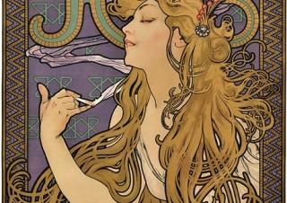 アール・ヌーヴォーを代表する画家ミュシャの展覧会「ミュシャ展〜運命の女たち〜」
