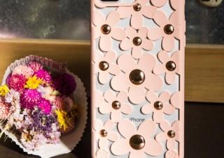 サンクチュアリ、花柄を立体的に表現したSwitchEasy製のiPhoneケース「Fleur for iPhoneX」