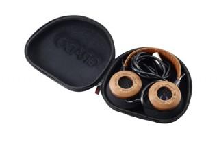 ナイコムより、米国GRADO社製のヘッドフォン&イヤフォンをピッタリ収納できる専用ケース3種発売