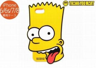 iPhoneの背面に巨大なバート!「ザ・シンプソンズ」のiPhoneケース発売