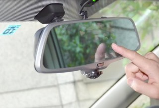 サンコー、煽り運転もしっかり記録できる360度ドライブレコーダーとバックカメラのセット