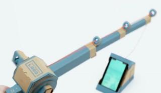 任天堂、スイッチと段ボールを合体させていろいろ遊べる「Nintendo Labo」発表
