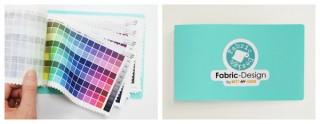 オリジナル生地を作れる「Fabric-Design」が色合わせ見本帳を98円で買える企画を新規会員向けに実施