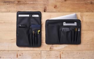 コクヨ、13インチノートPCを入れられるバッグインバッグを発売