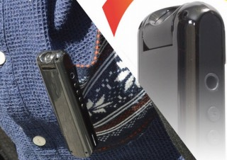 サンコー、カメラ180度回転&ボイスレコーダーのポケットカメラ「マワッ撮る」発売