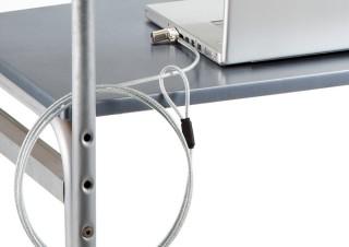 サンワサプライから、薄型ノートパソコンでも飛び出さない! 超小型ワイヤーセキュリティ3種発売